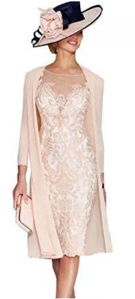 >> Brautmutterkleider knielang   TOP Brautmutterkleider in ...