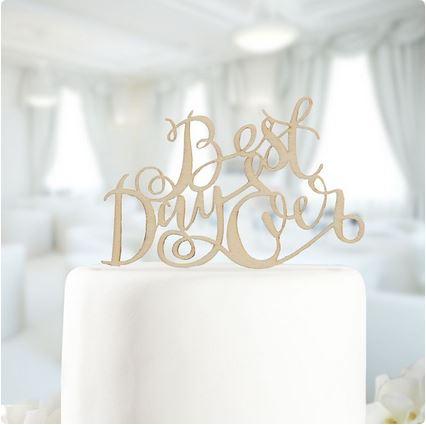 Tortenfiguren, Hochzeitsdeko